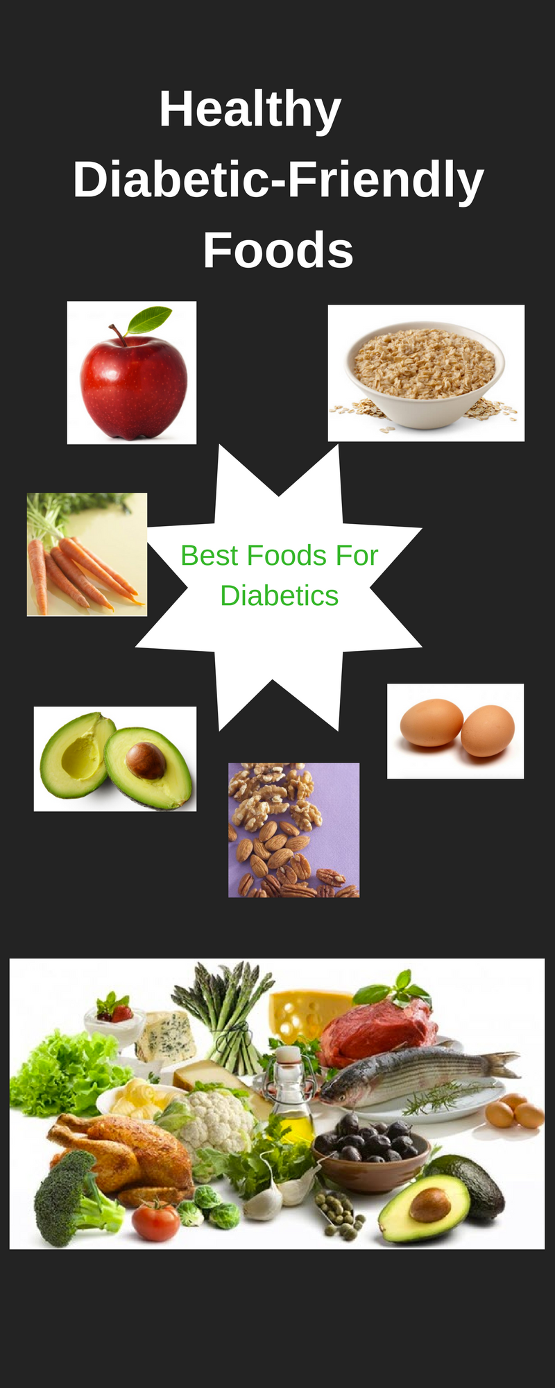 juvenile diabetes healthy foods